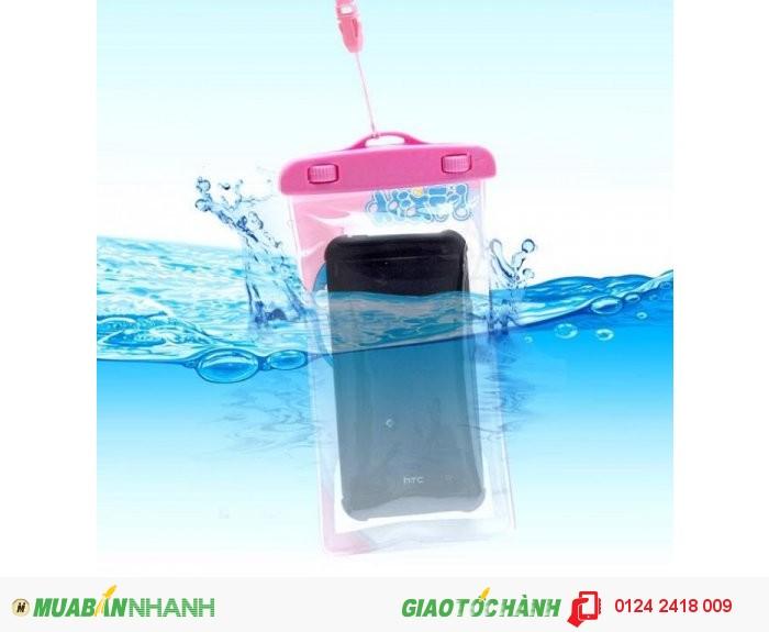 Túi Chống Nước Cho SmartPhone Hình Thú Kute1
