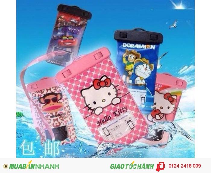 Túi Chống Nước Cho SmartPhone Hình Thú Kute0