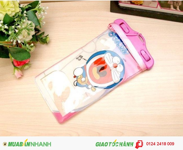 Túi Chống Nước Cho SmartPhone Hình Thú Kute3