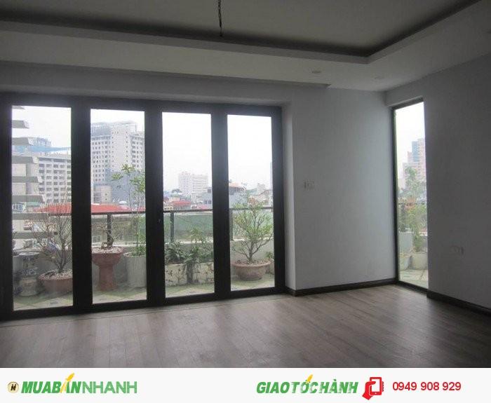 Bán nhà mặt phố Trần Đại Nghĩa đang cho thuê 100 triệu/tháng