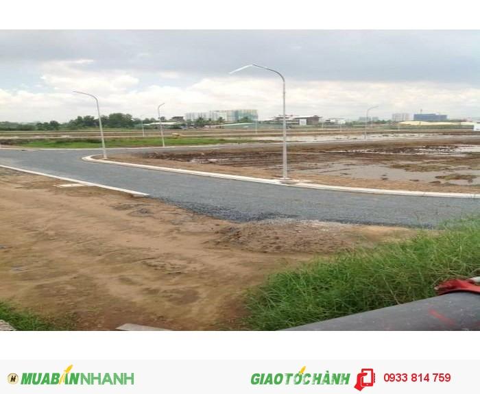 Đất Nền Bình Chánh 206 triệu nhận nền xây dựng, trả góp 12 tháng, CK 5%.