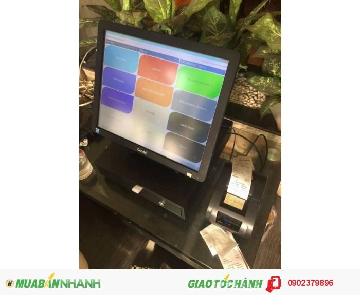 Máy bán hàng cảm ứng RẺ dùng cho QUÁN NHẬU bán tại BẮC CẠN2