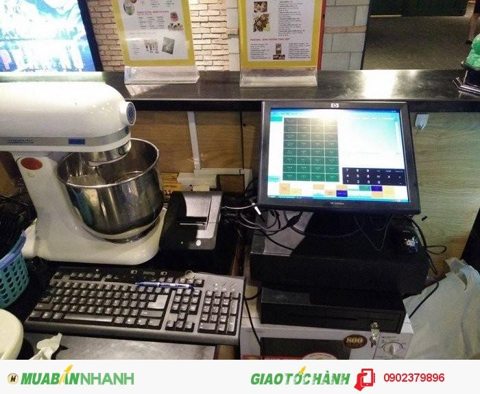 Máy bán hàng cảm ứng RẺ dùng cho QUÁN NHẬU bán tại BẮC CẠN4