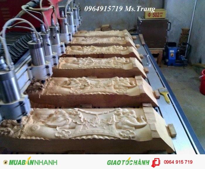 Máy đục gỗ CNC, máy đục chân sập giá rẻ tại hà nội1