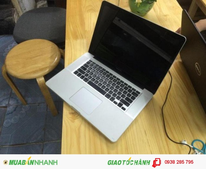 Macbook pro 15.4 inch ( 120ssd + 500gb /8gb ) intel core i5 | Hdd: 120ssd + 500 hhd