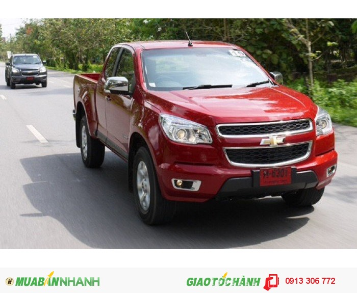 Chevrolet Colorado LT 2.5 MT 4×4