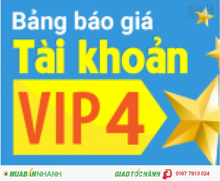 Tài khoản VIP 4