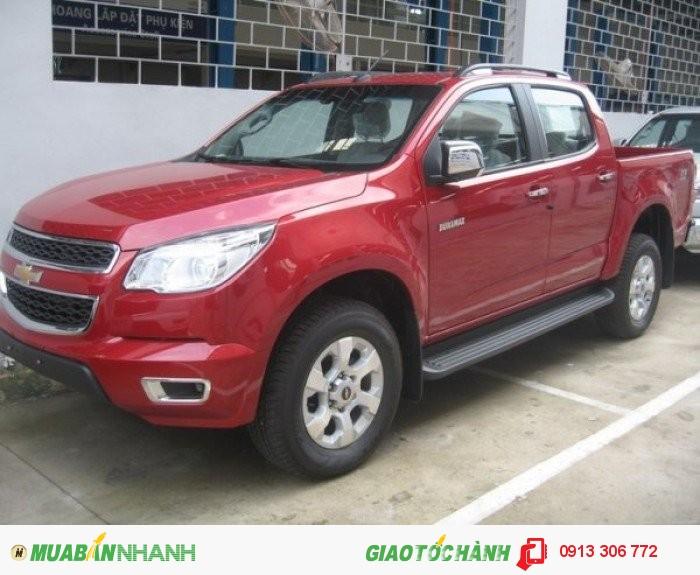 Chevrolet Colorado LTZ 2.8 Biên Hòa Đồng Nai 0