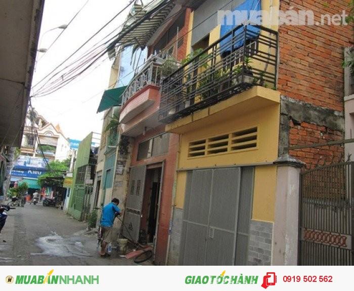 Bán gấp nhà h3m đường Khu Phố 7, Bình Tân, DT 3.25X7. Giá 900 triệu