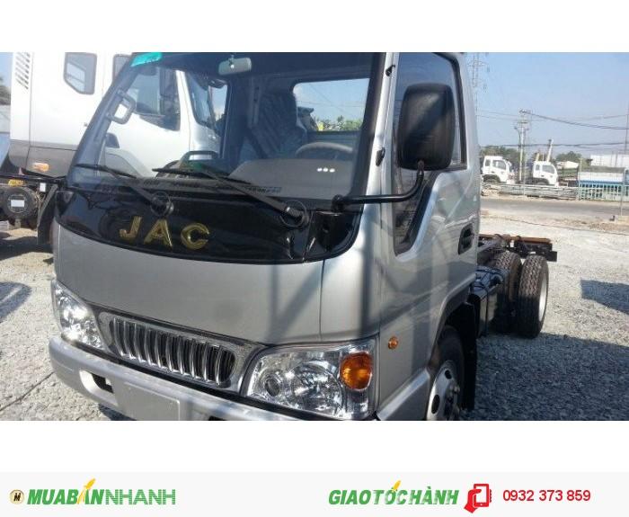 Xe tải Jac 2t4 , phù hợp với túi tiền, vào thành phố