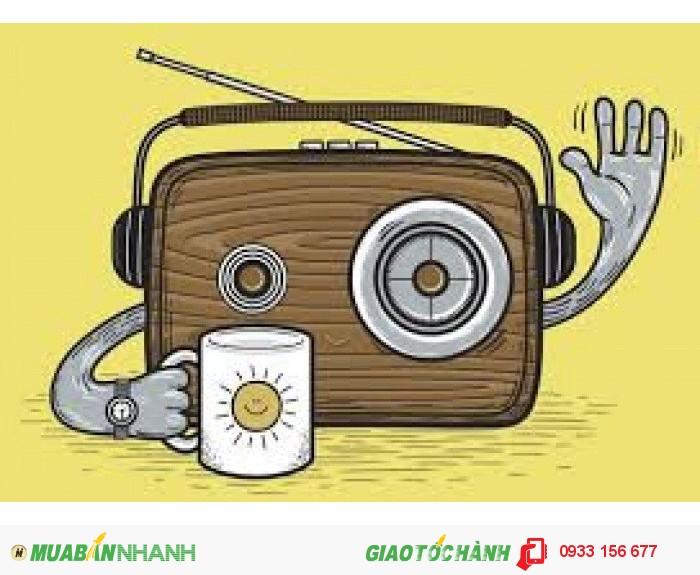 Dịch Vụ Quảng Cáo Trên RADIO
