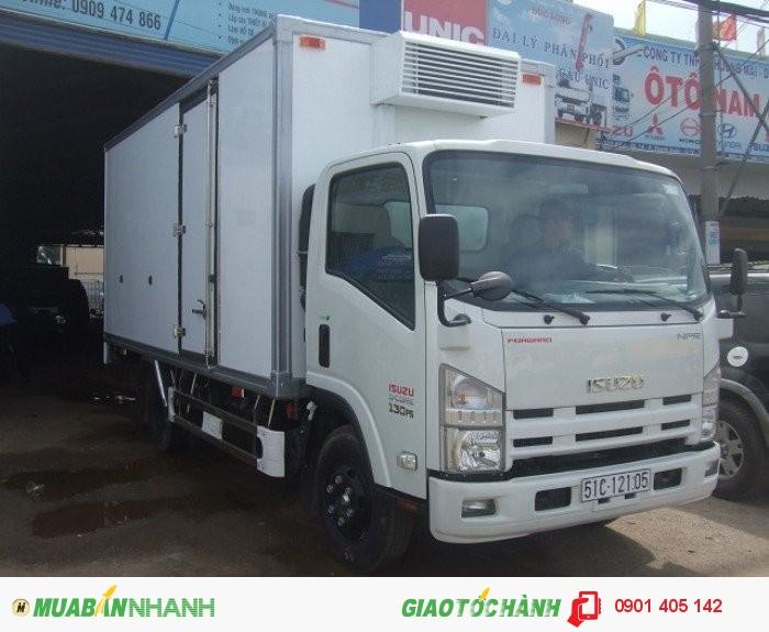 Isuzu Khác sản xuất năm 2016 Số tay (số sàn) Xe tải động cơ Dầu diesel