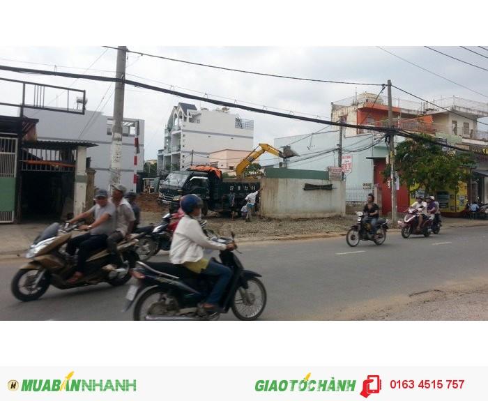 Bán đất trống đường Trần Bá Giao, P.6, Gò Vấp DT 114m2