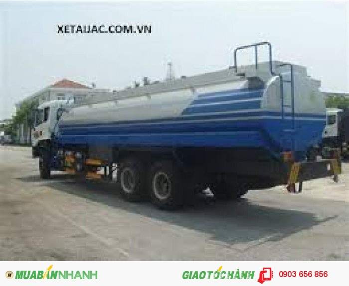 Bán xe tải  XI TÉC HOWO T5G - 22M3