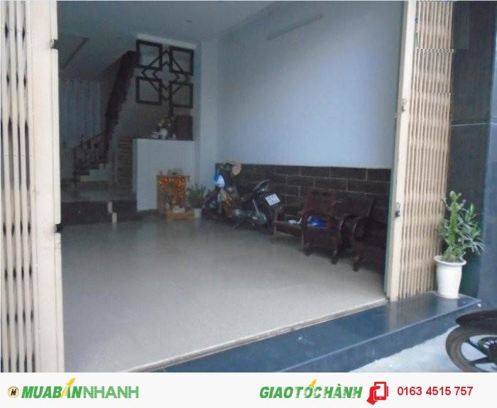 Cho thuê nhà MT Lê Văn Khương, Q.12 DT 6x30m