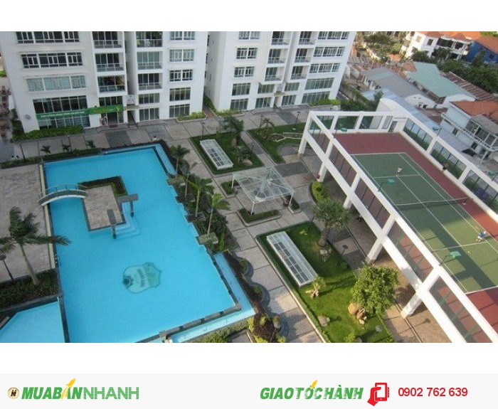 Bán gấp CH Hoàng Anh River View giá tốt chỉ 3.4 tỷ,138m2,3PN,full nội thất, view hồ bơi