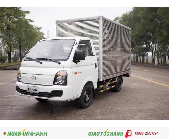 Hyundai H100 , nhỏ gọn thuận tiện - Xe nhập khẩu 0