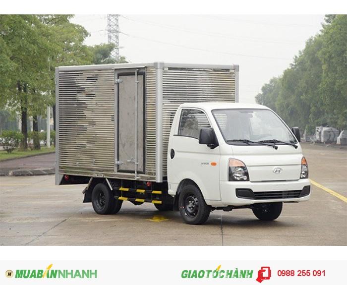 Hyundai H100 , nhỏ gọn thuận tiện - Xe nhập khẩu 1