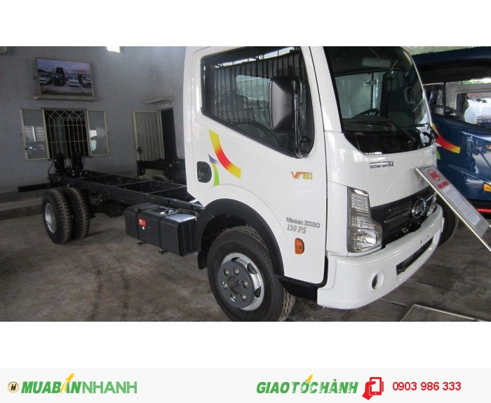 Bán xe tải dòng xe nhẹ 4