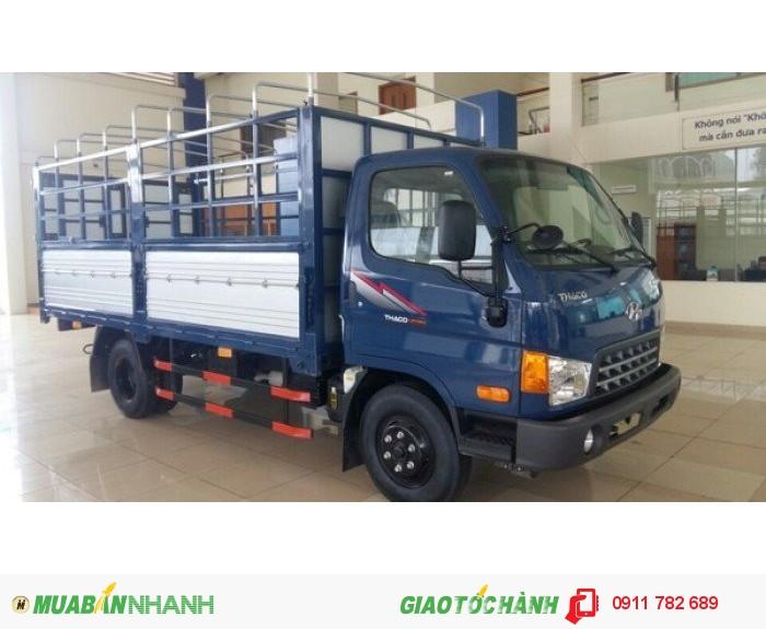Xe Tải 7 tấn Hyundai HD650. Cập nhật Khuyến Mại tháng 06