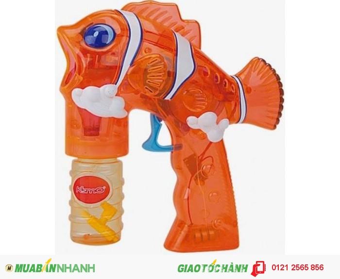 Súng bắn bong bóng cá Nemo