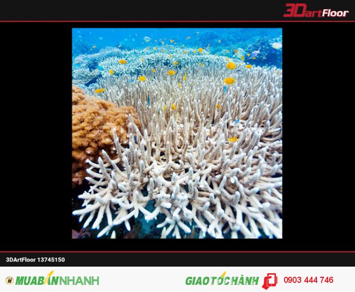 Gạch 3DArtFloor 13745150 Đại Dương - Hồ Cá