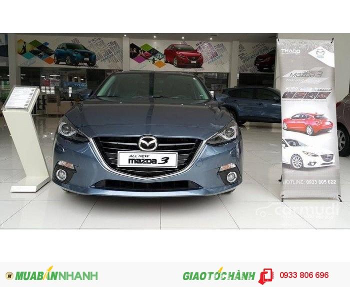 Mazda 3 Giá Sốc Tháng 6