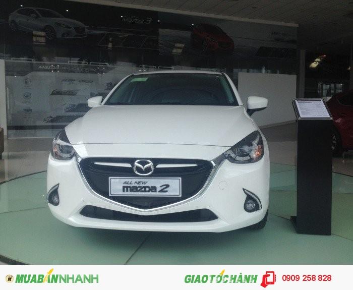 Hot! Giảm Gía Mazda 2 1.5AT Hatchback 2017