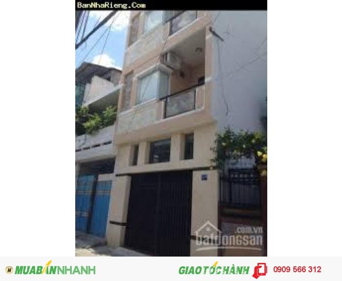 Cần bán nhà HẺm Nguyễn Đình Chiểu. Q3. (3x12) Giá:3.2 tỷ