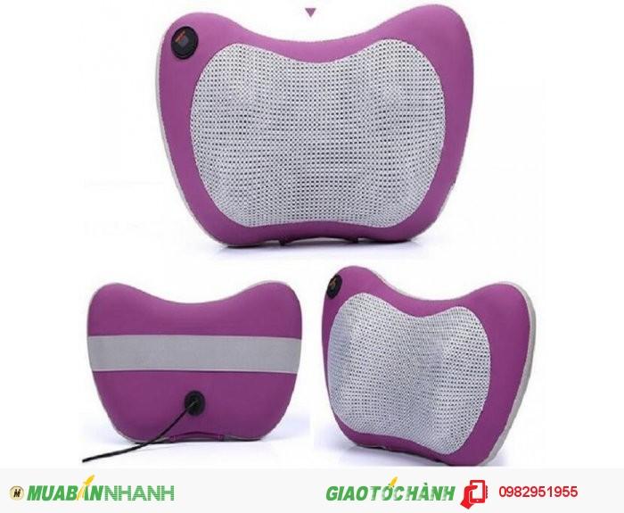 Gối massage hồng ngoại GL-819