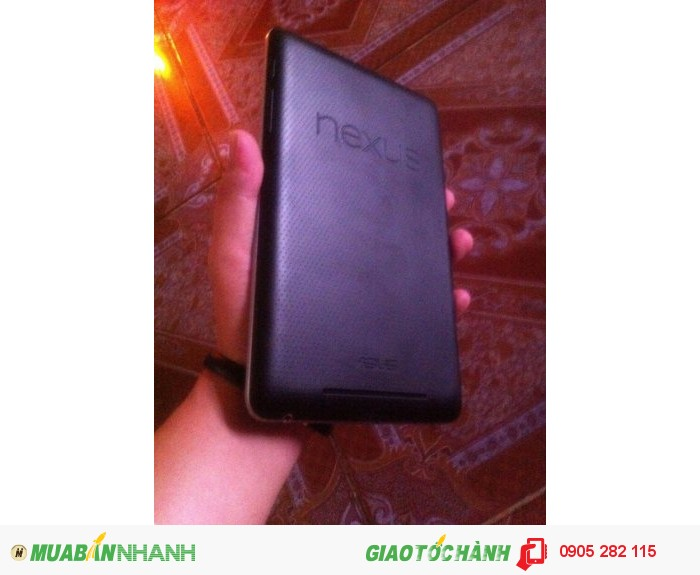 Nexus 7 2012 16G Wifi Zin Mới 96%