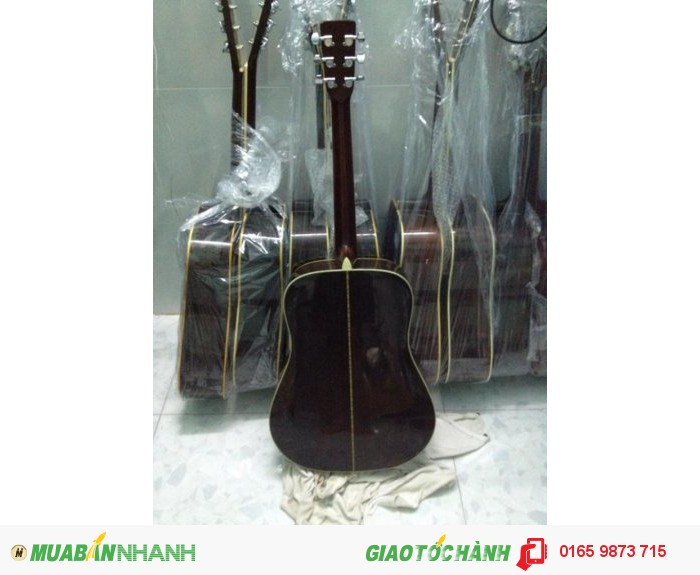 Cần bán cây guitar nhật  morris w30