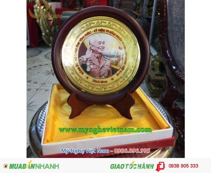 Đĩa quà tặng lưu niệm dành cho dịp kỉ niệm