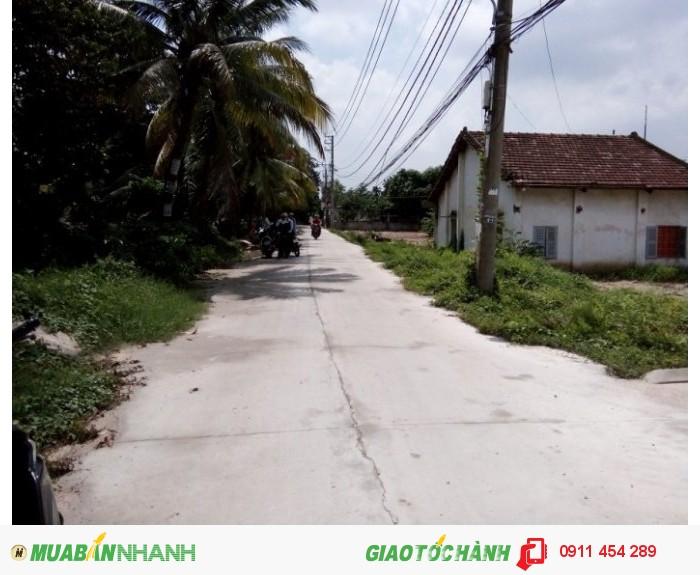 Bán đất Hà Huy Giáp phường Thạnh Lộc quận 12, sổ hồng riêng