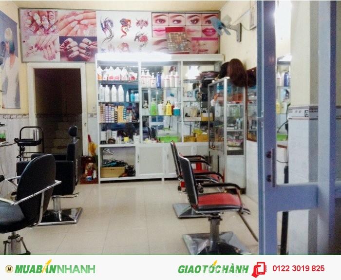 Sang salon tóc quận Gò Vấp 70 triệu