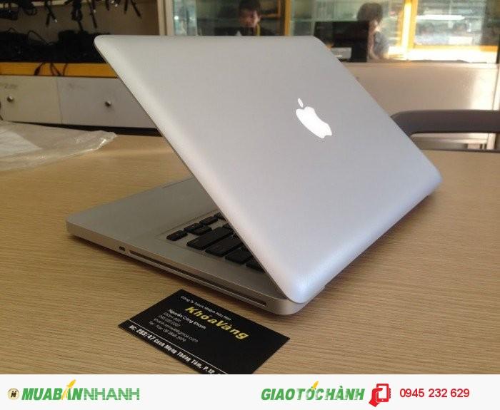 Macbook Pro 2011 13 inch MC700 | Ổ cứng: HDD 500G  truy xuất cực nhanh
