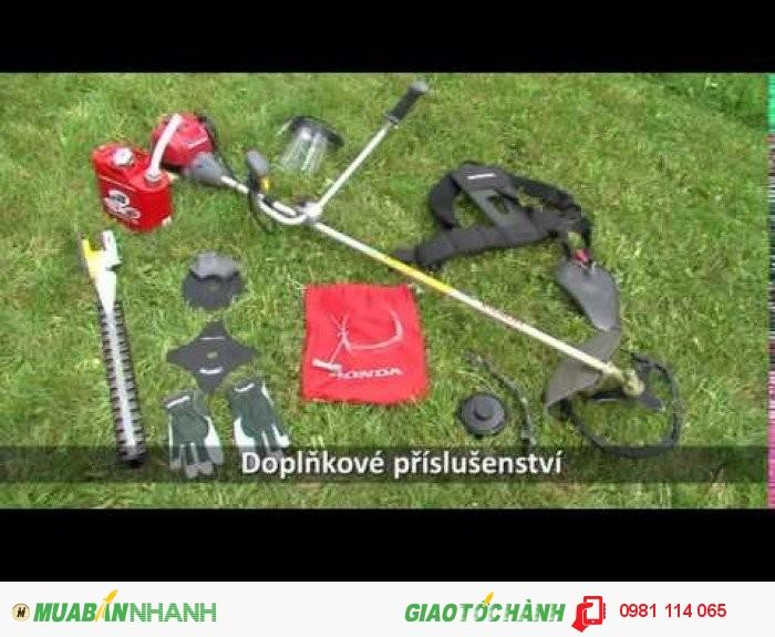 máy cắt cỏ honda1