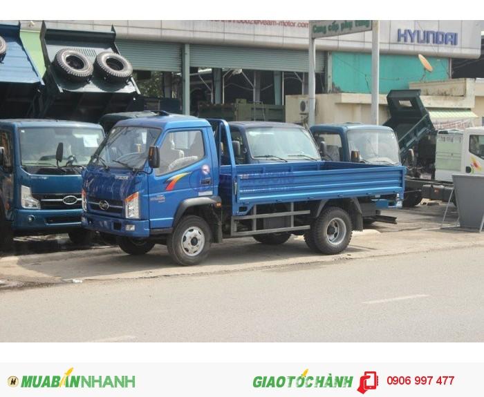 Xe Tải Hyundai Tmt 2t4 Trả Góp Giá Ưu Đãi