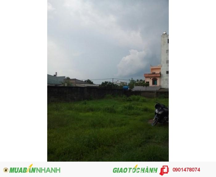 Đất TC,SHR,XD tự do,54m2 đường Làng Tăng Phú,Quận 9