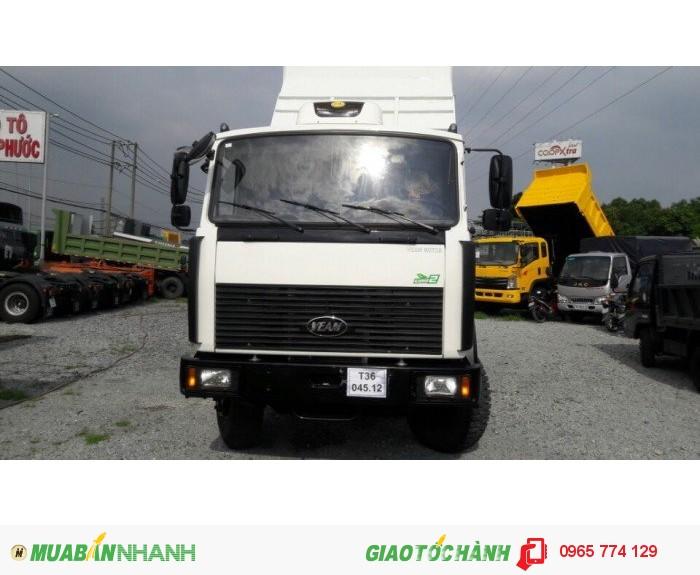 Xe ben Veam vb980 tải trọng 7,7 tấn,có xe giao ngay,hỗ trợ ngân hàng tới 90%