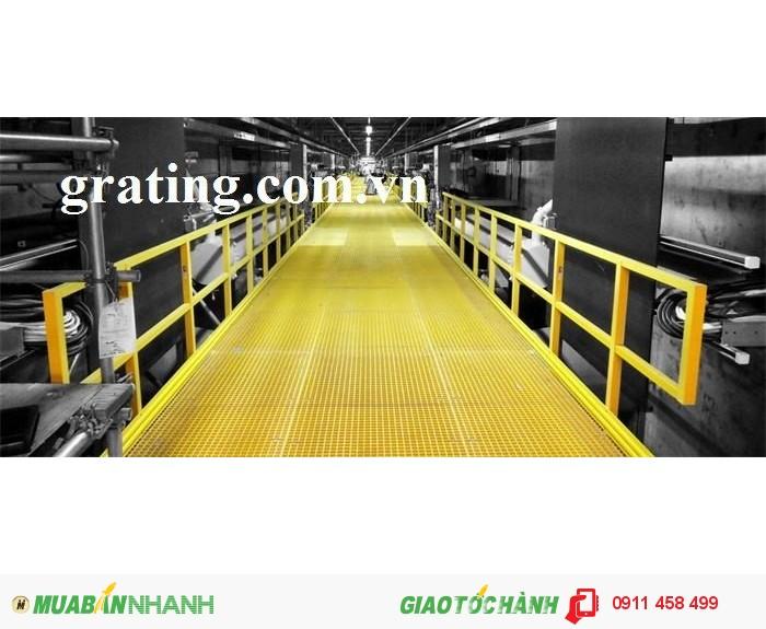 Hot Dip Lưới Thép Mạ Kẽm Nhúng Nóng(H.D.Galv.Steel Grating)3
