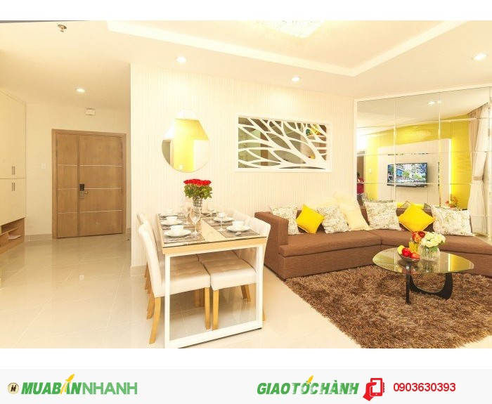 Bạn muốn sở hữu 1 ngôi nhà mơ ước, bạn là 1 nhà đầu tư khó tính, hãy đến với Rivera Park Sài Gòn