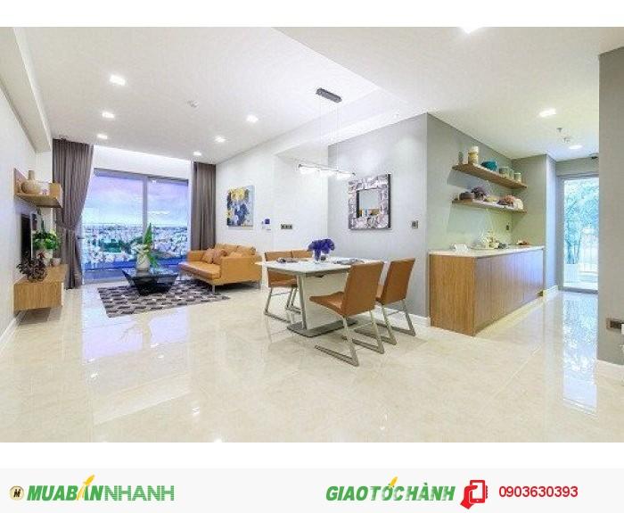 Bán căn hộ cao cấp chuẩn Quốc tế ngay trung tâm hành chính Q10
