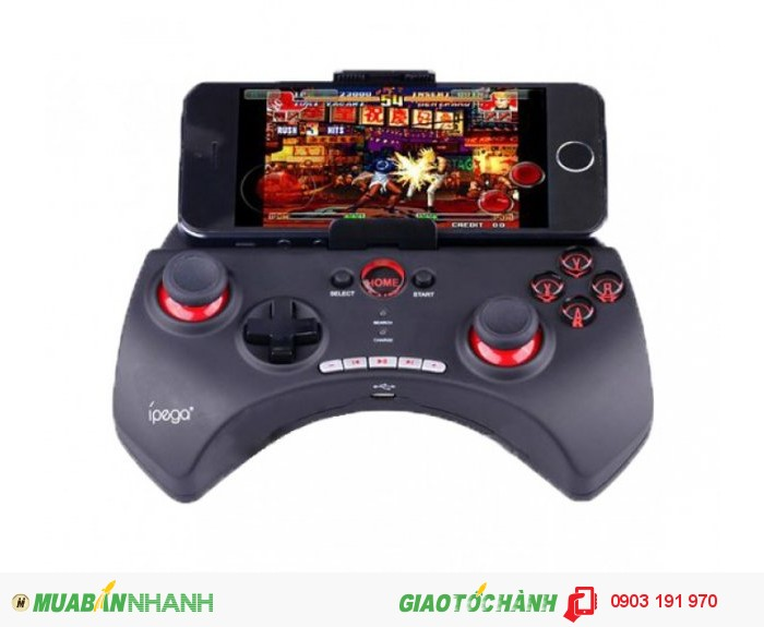 Tay cầm chơi game bluetooth IPEGA 9025