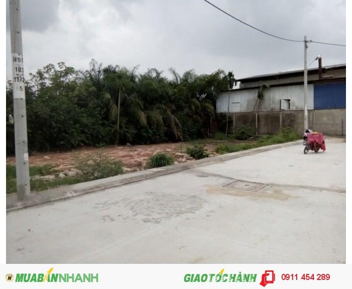 Bán đất mặt tiền Thạnh Lộc Q12 đường 12m, tiện ở hoặc kinh doanh
