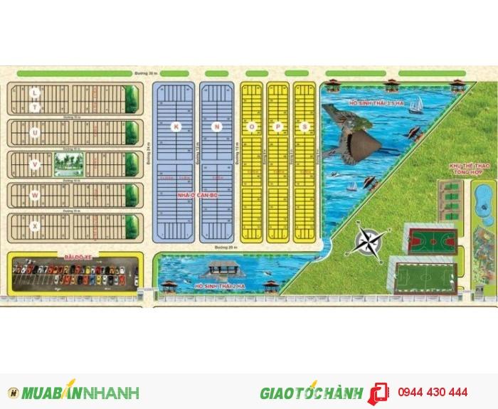 Bán đất nền dự án An Hạ Lotus, Bình Chánh, giá gốc chủ đầu tư chỉ 550 triệu/ nền, Tĩnh lộ 10, KCN Tân Tạo