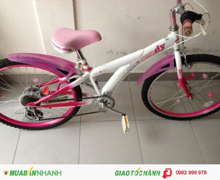Xe đạp bé gái xinh xắn Hard Candy – Cực xinh cực mới