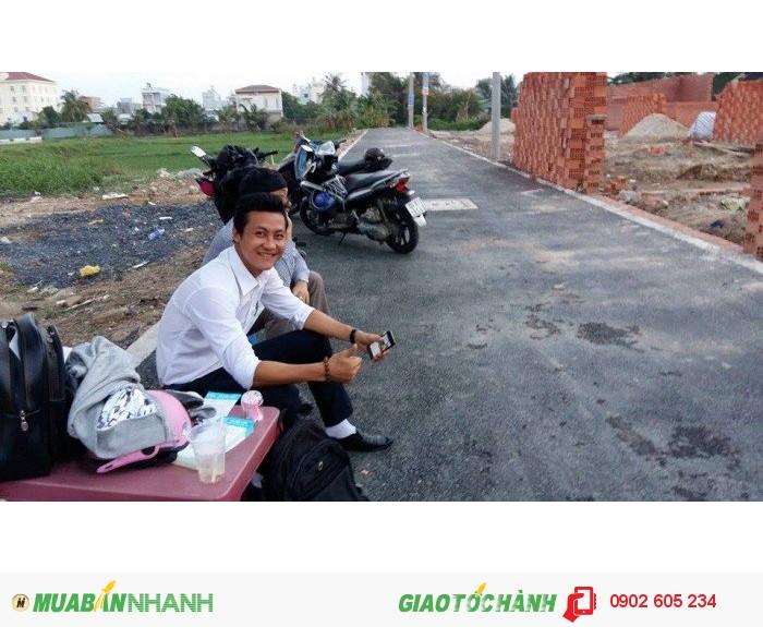 Bán đất sổ đỏ, đường Linh Đông, Phạm văn Đồng 70m, xây tự do, vị trí đẹp