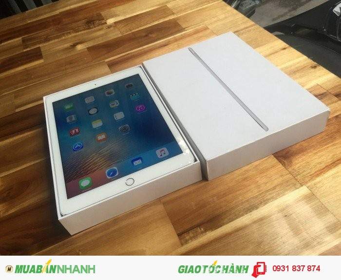 ipad air 2, 64G, Wifi, 3G, 4G, Full box, giá rẻ