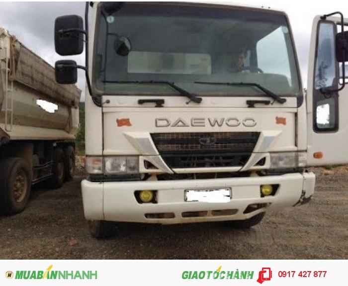 Daewoo Novus sản xuất năm 2015 Số tay (số sàn) Xe tải động cơ Dầu diesel